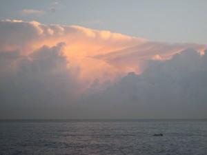 Sizilianischer Sonnenaufgang
