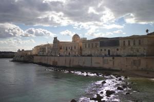 Schreibreise, Heidrun Adriana Bomke, Ortigia