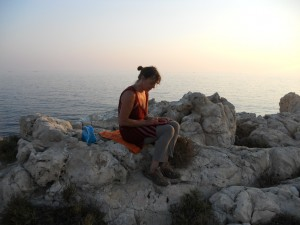 schreibend unterwegs auf Sizilien