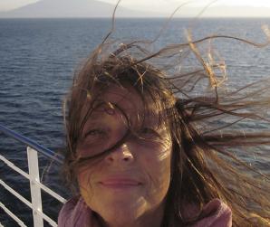 Heidrun Adriana Bomke, die Frau mit dem Übermut