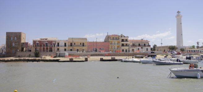 Hafen von Punta Secca