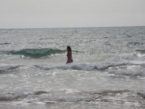 das Meer von Punta Secca