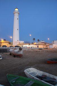 Der Leuchtturm von Punta Secca