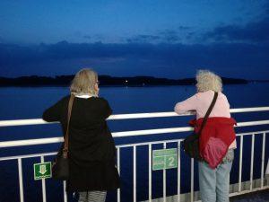 Ablegen in Kiel nach Klaipeda