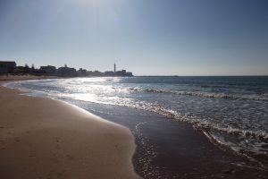 Punta Secca an der Südküste Siziliens