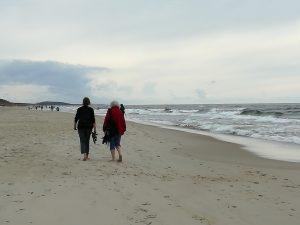 Küste von Nida