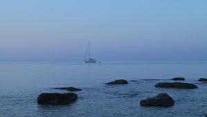 Meer von Punta Secca