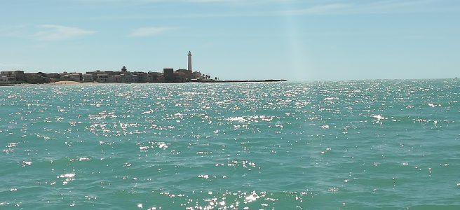 Schreibreise, Punta Secca,Sizilien