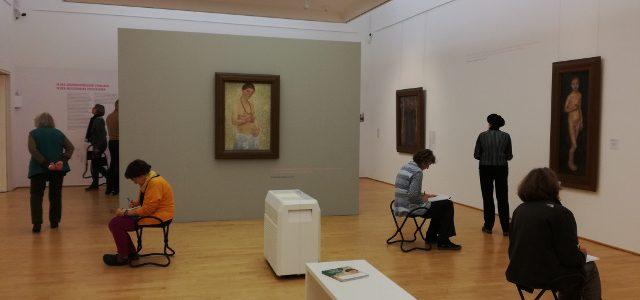 Schreiben im Paula Modersohn-Becker-Museum
