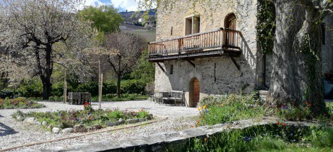 Chateau de Muzot
