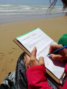 Schreibreise_Punta Secca_Heidrun Adriana Bomke