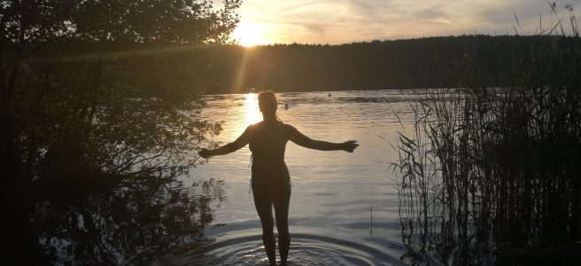 Sacrower Sommer, Heidrun Adriana Bomke