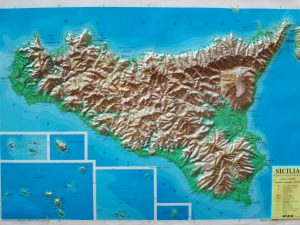 Schreibreise Sizilien, Heidrun Adriana Bomke