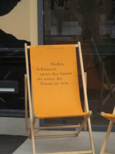 Ingeborg Bachmann, Literaturmuseum Klagenfurt