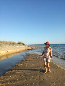 Schreibreise, Sizilien, Heidrun Adriana Bomke